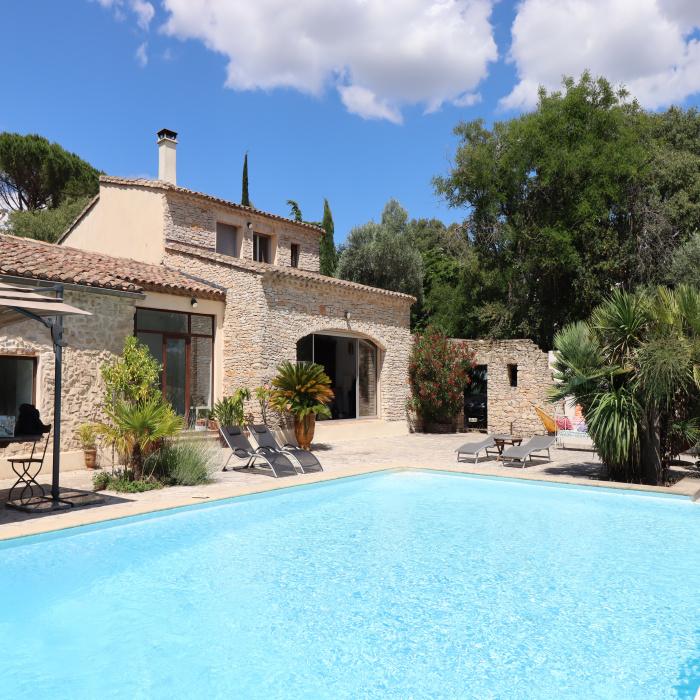 Vente Maison Gard Villa A Vendre Nimes Montaury Immobilier